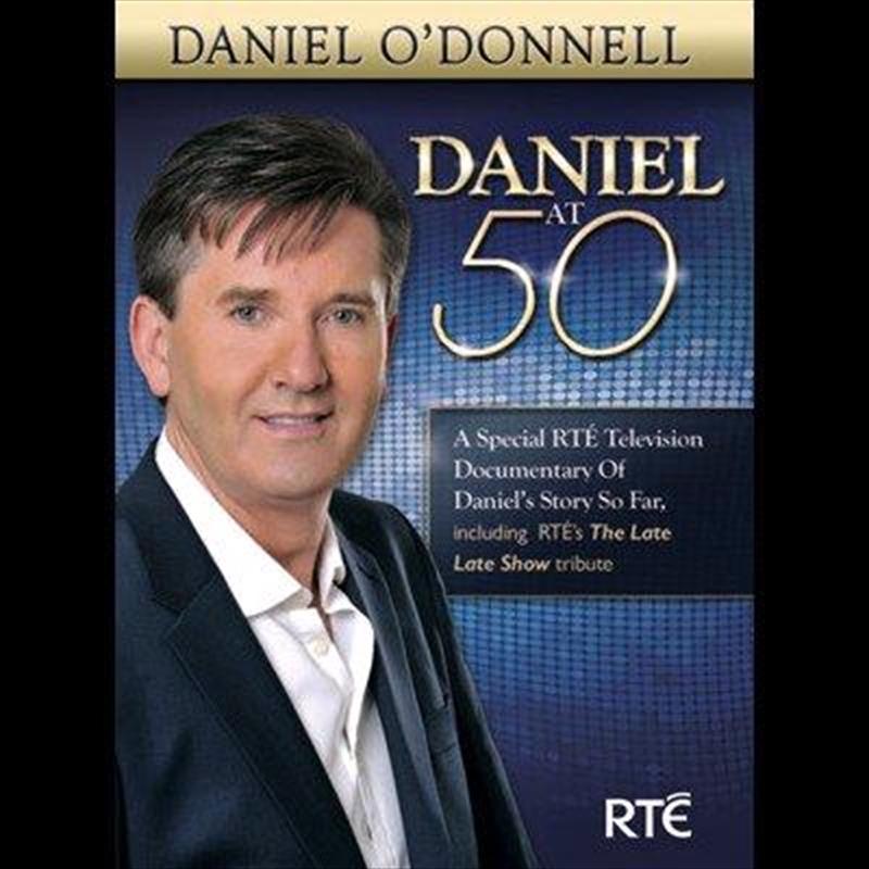 Daniel At 50 | DVD
