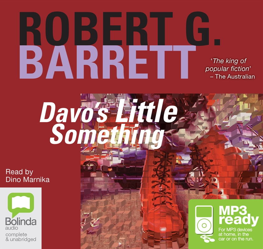 Davo's Little Something | Audio Book