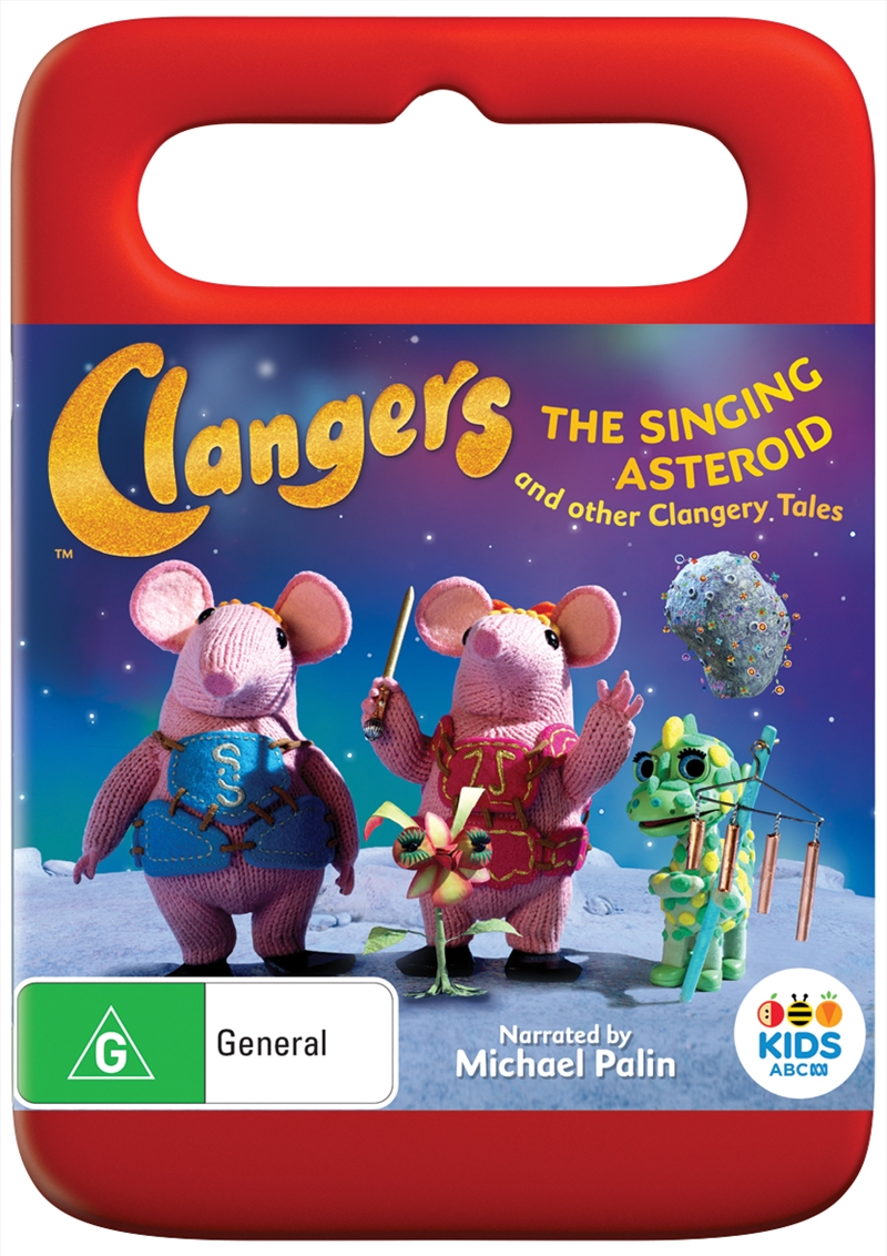 Clangers - The Singing Asteroid | DVD