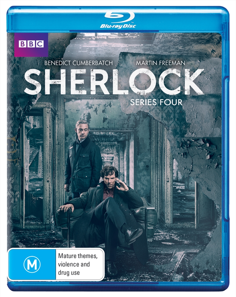 Sherlock - Series 4 | Blu-ray