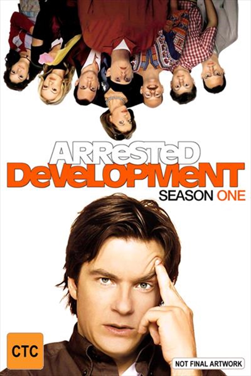 Arrested Development - Season 01 | DVD