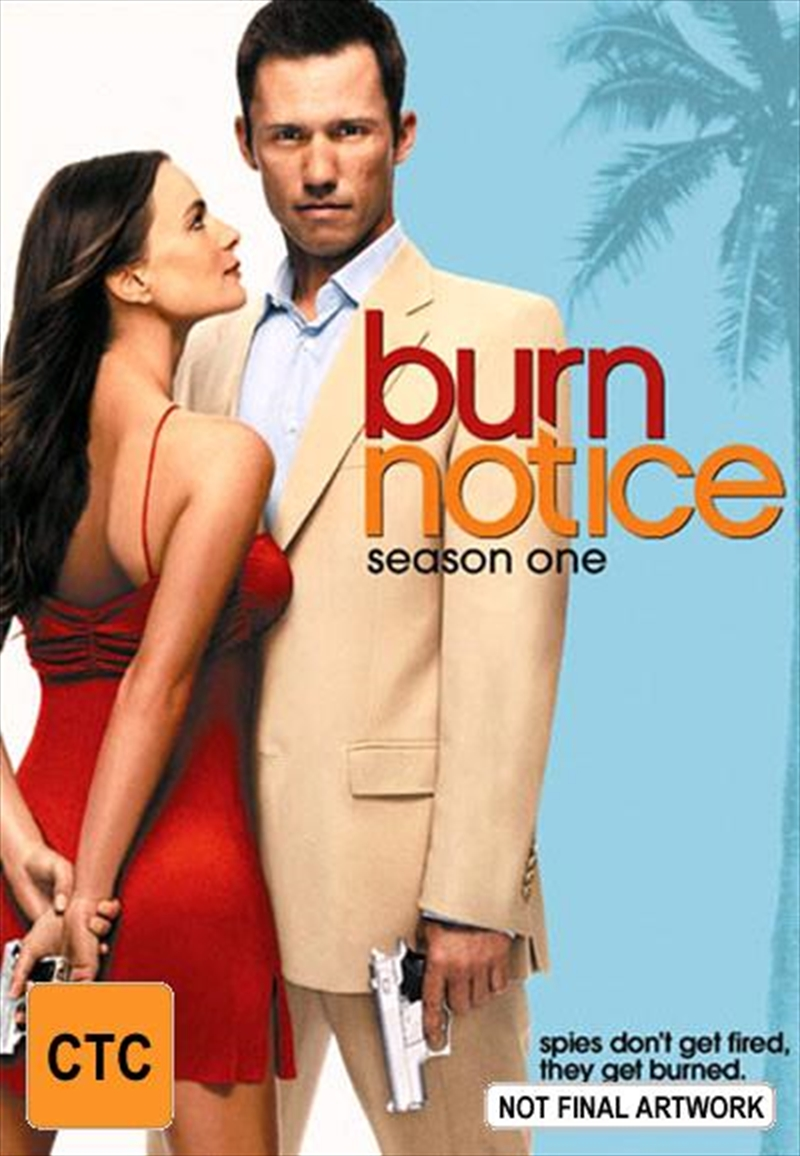 Burn Notice - Season 1 | DVD