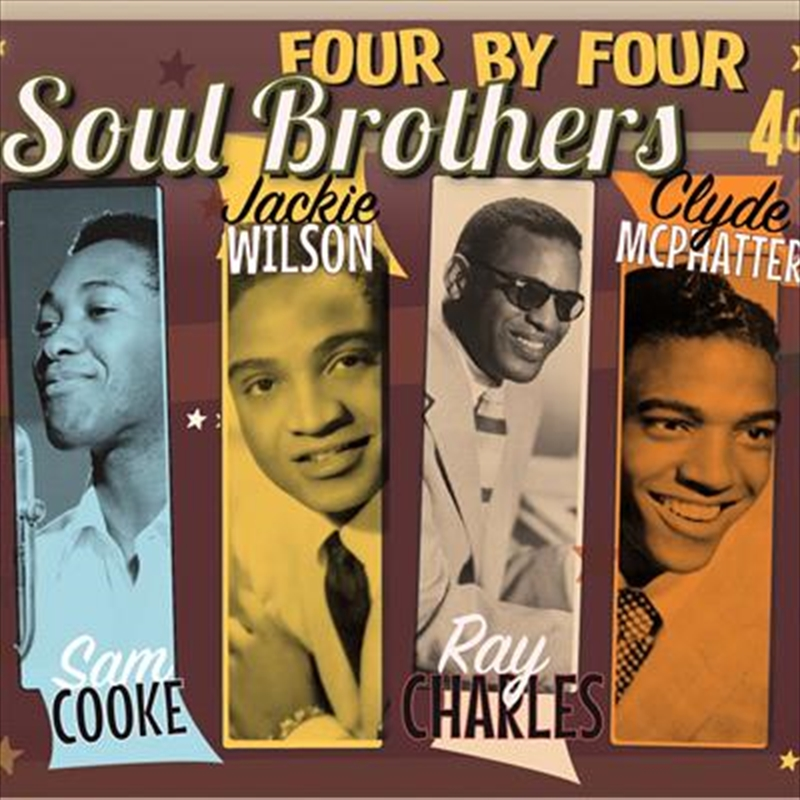 Soul Brothers | CD