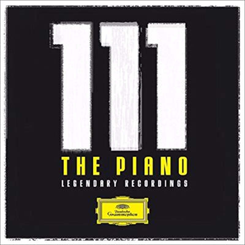 111 The Piano - Legendary Recordings | CD