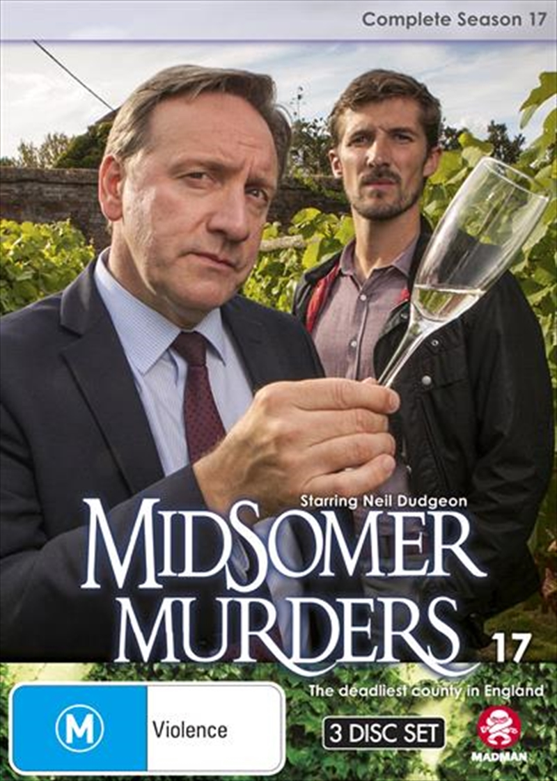 Midsomer Murders - Season 17 | Single Case Version | DVD