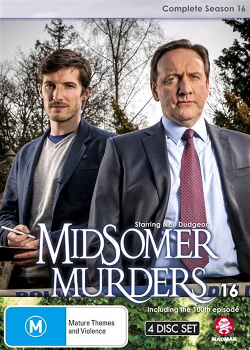 Midsomer Murders - Season 16 | DVD