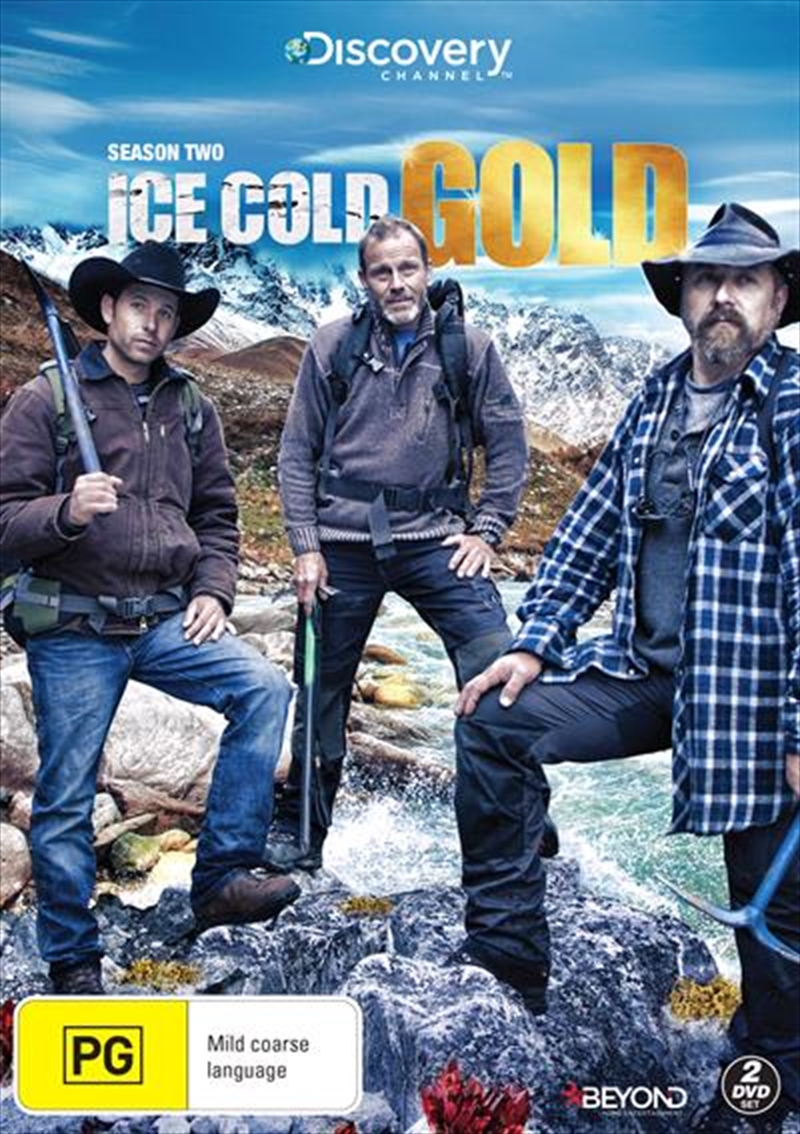 Ice Cold Gold - Season 2 | DVD