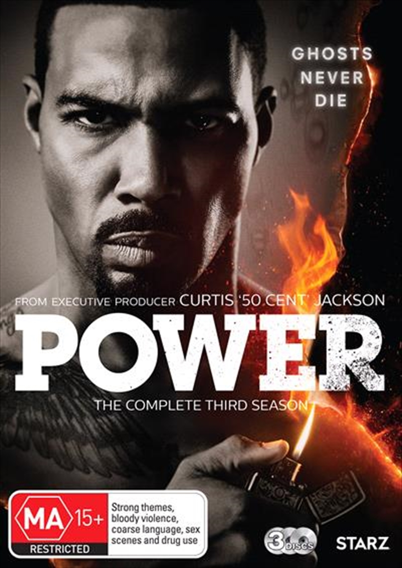 Power - Season 3 | DVD