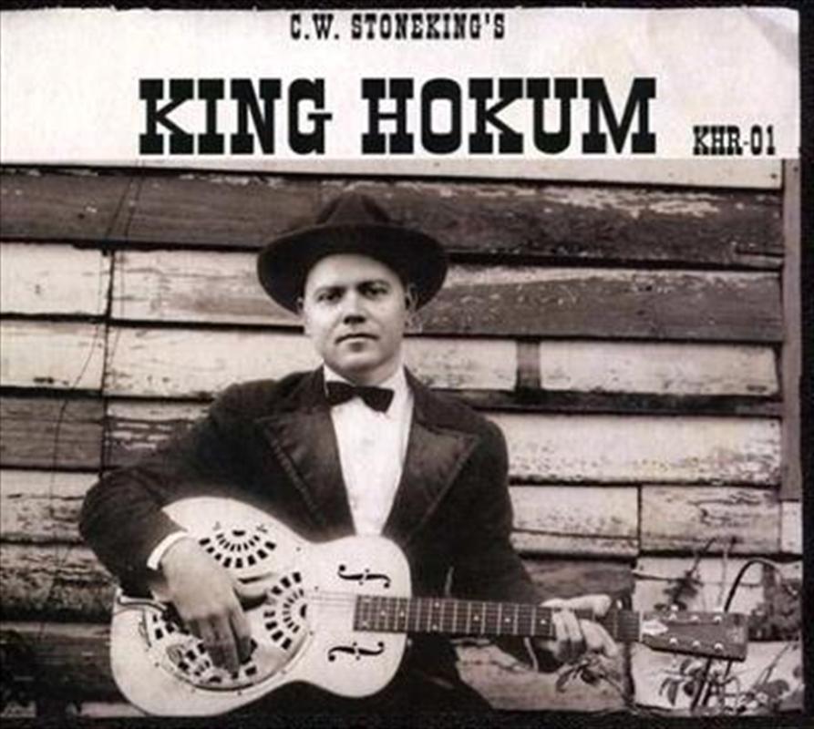 King Hokum   CD