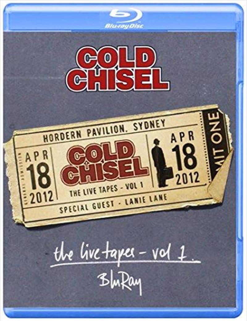 Live Tapes- Hordern Pavilion April 18 2012 1 | Blu-ray