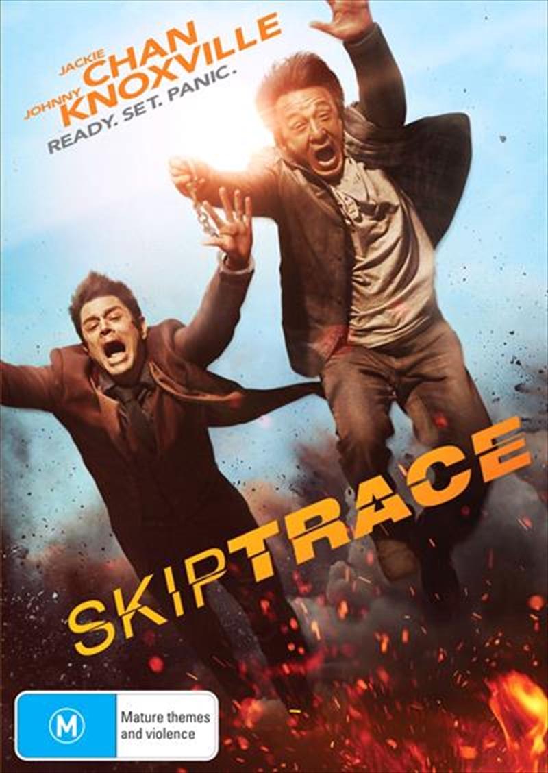 Skiptrace | DVD