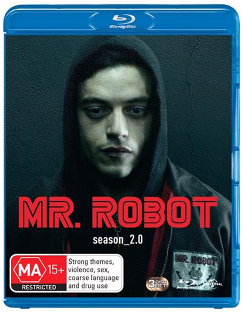 Mr. Robot - Season 2 | Blu-ray