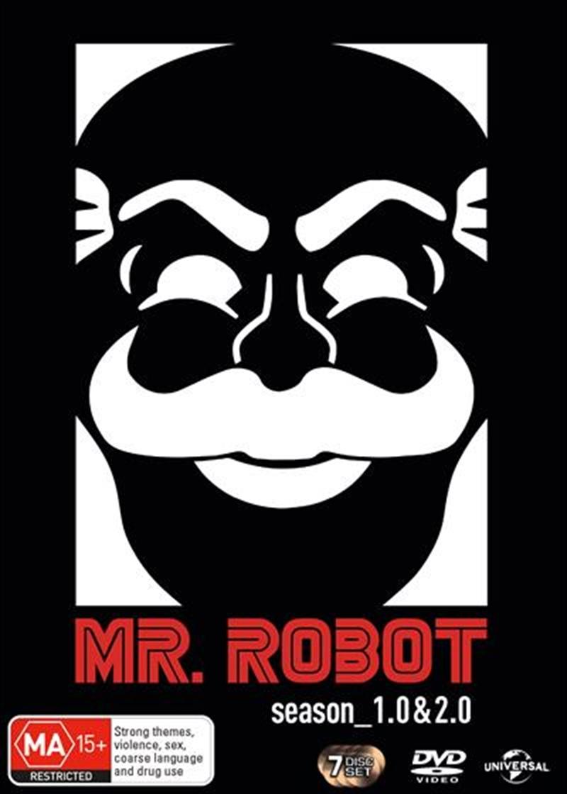 Mr. Robot - Season 1-2 | Boxset | DVD