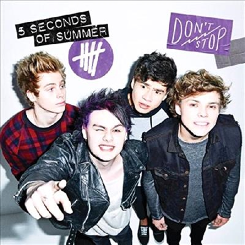 Don't Stop   CD