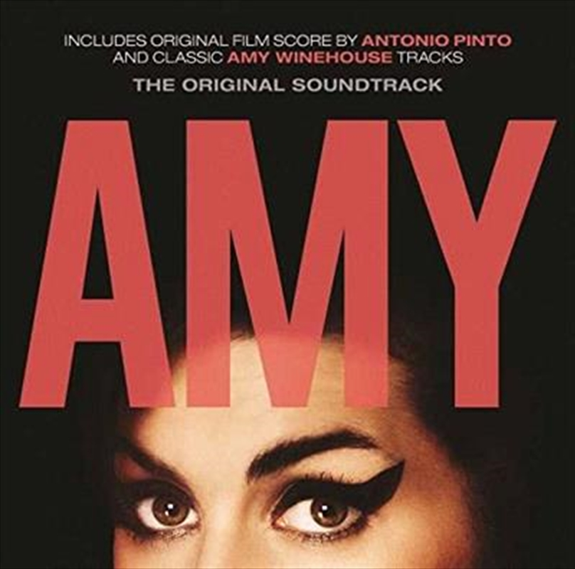 Amy [soundtrack] | CD