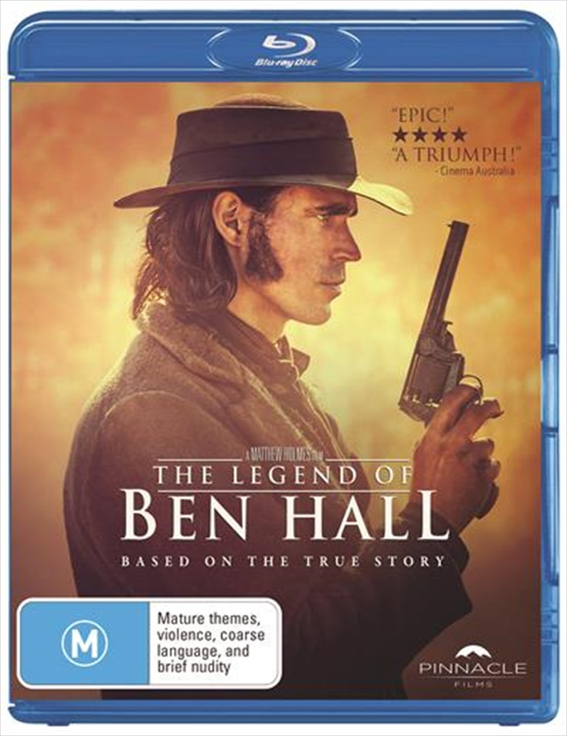 Legend Of Ben Hall, The | Blu-ray