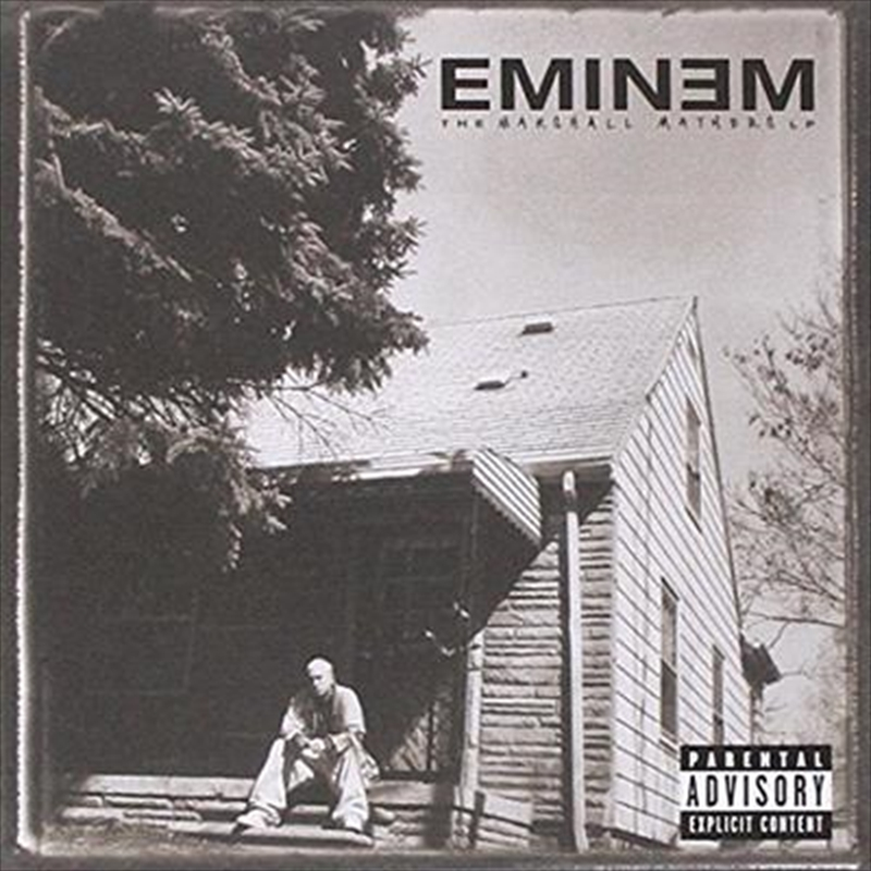 Marshall Mathers LP | CD
