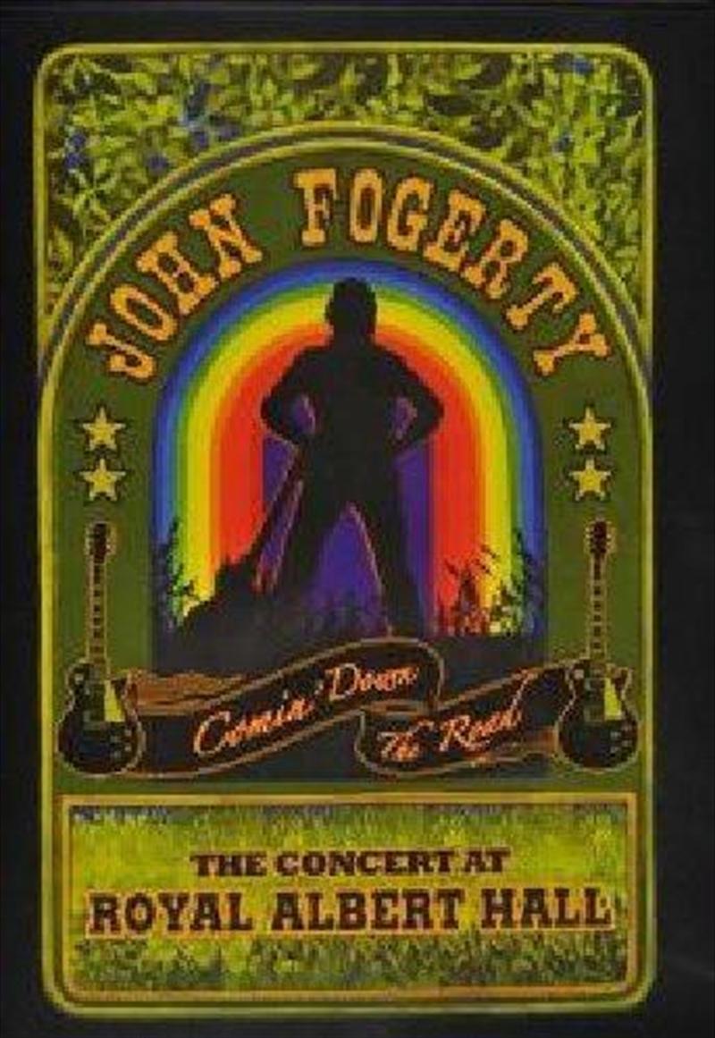 Comin' Down The Road - At The Royal Albert Hall 2009   DVD