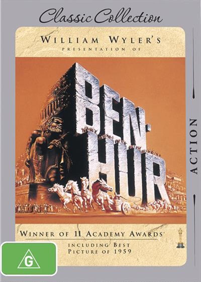 Ben Hur | DVD