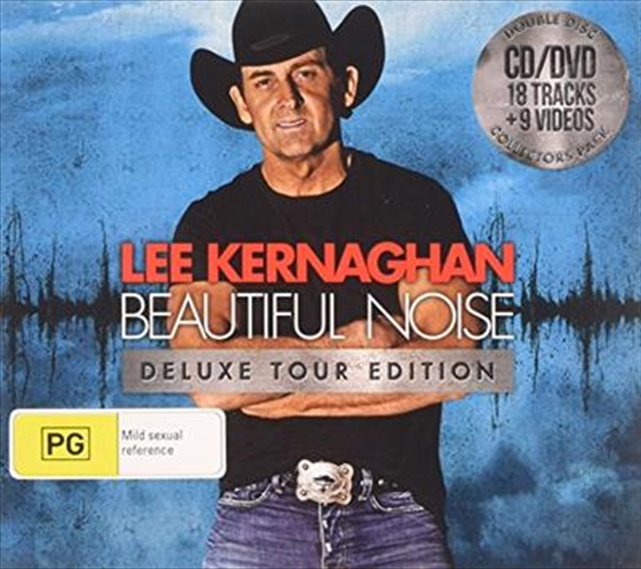Beautiful Noise (Deluxe Tour Edition)   CD/DVD
