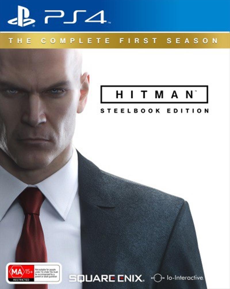 Hitman; Complete S1