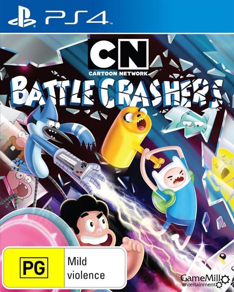 Cartoon Network Battle Crasher