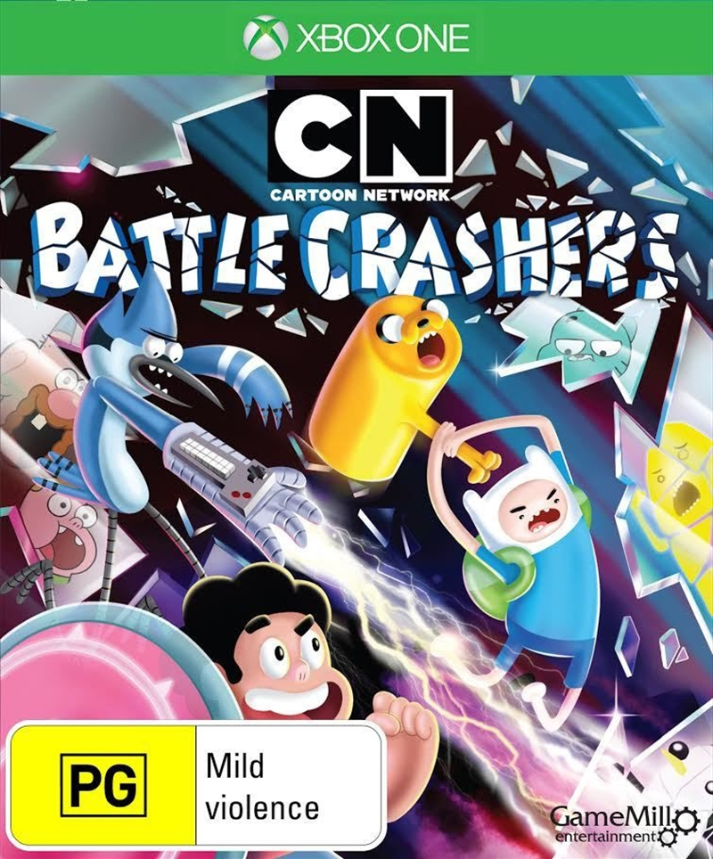 Cartoon Network Battle Crasher