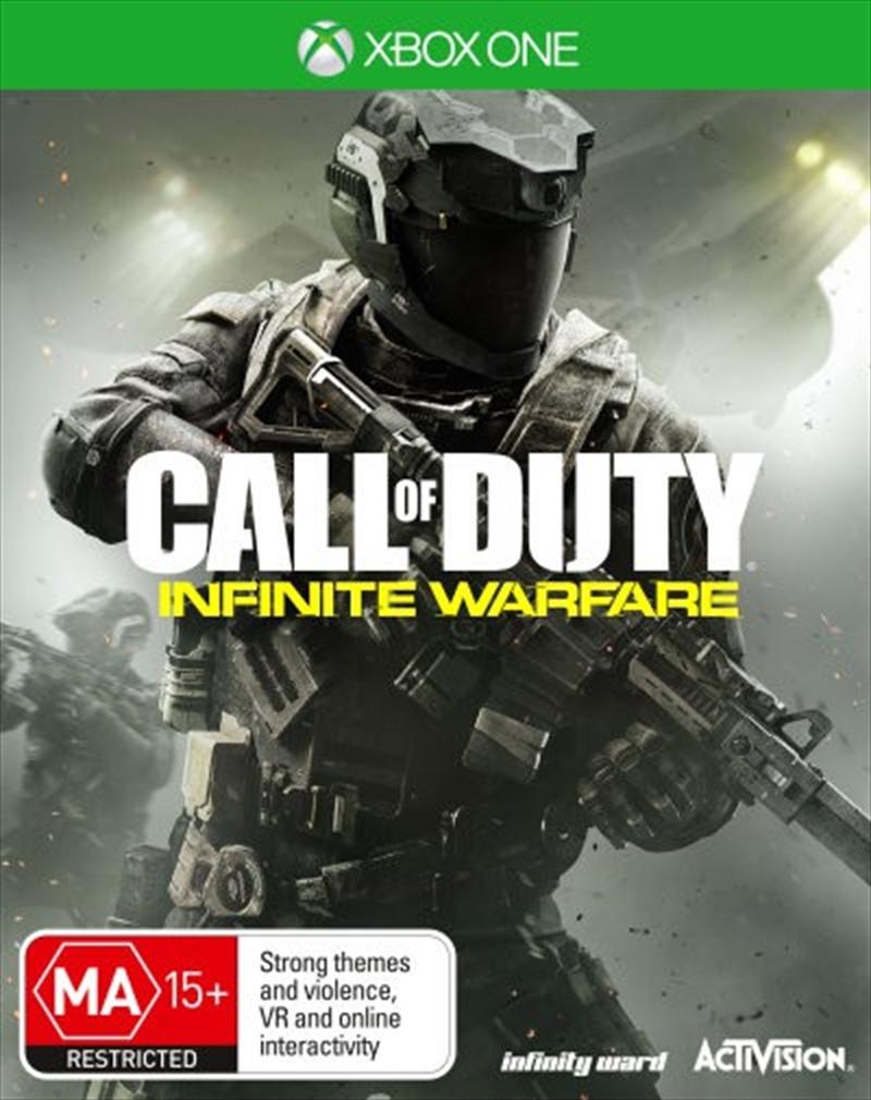 Call of Duty Infinite Warfare with Preorder Bonus | XBox One