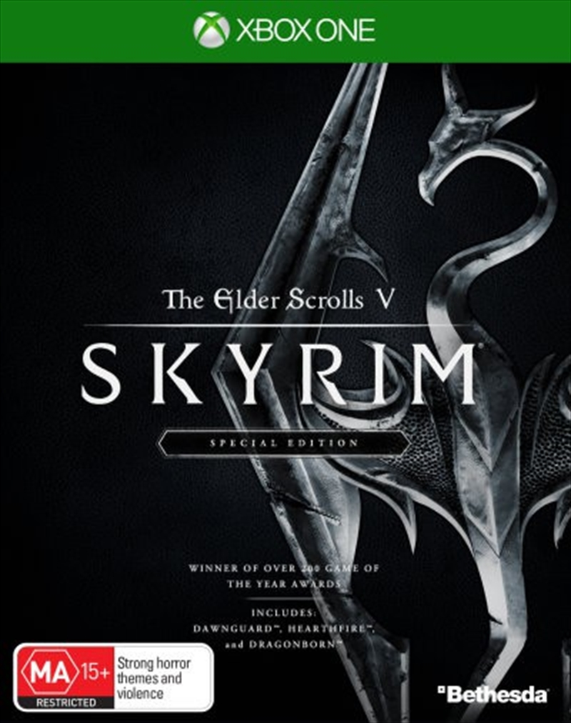 The Elder Scrolls V Skyrim Special Edition | XBox One