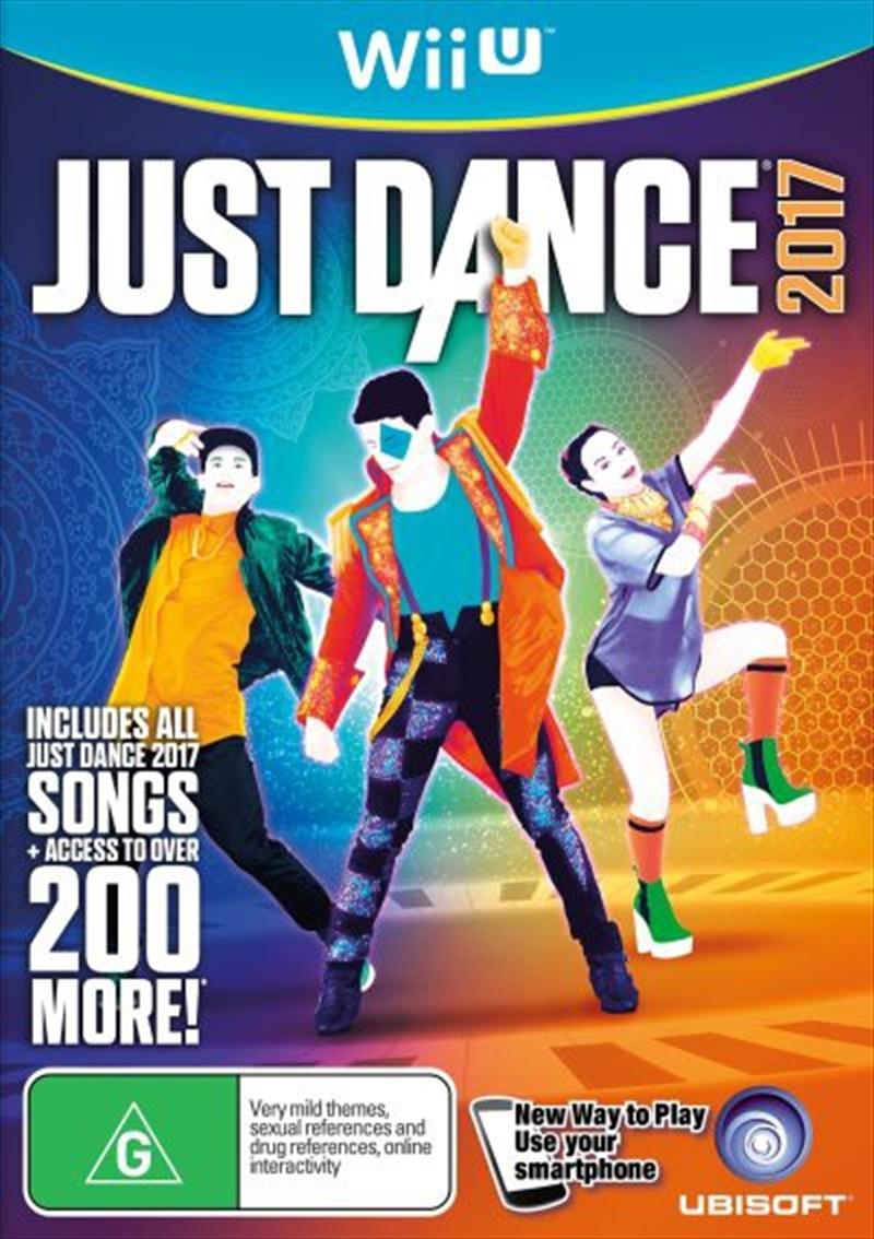 Just Dance 2017 | Wii U