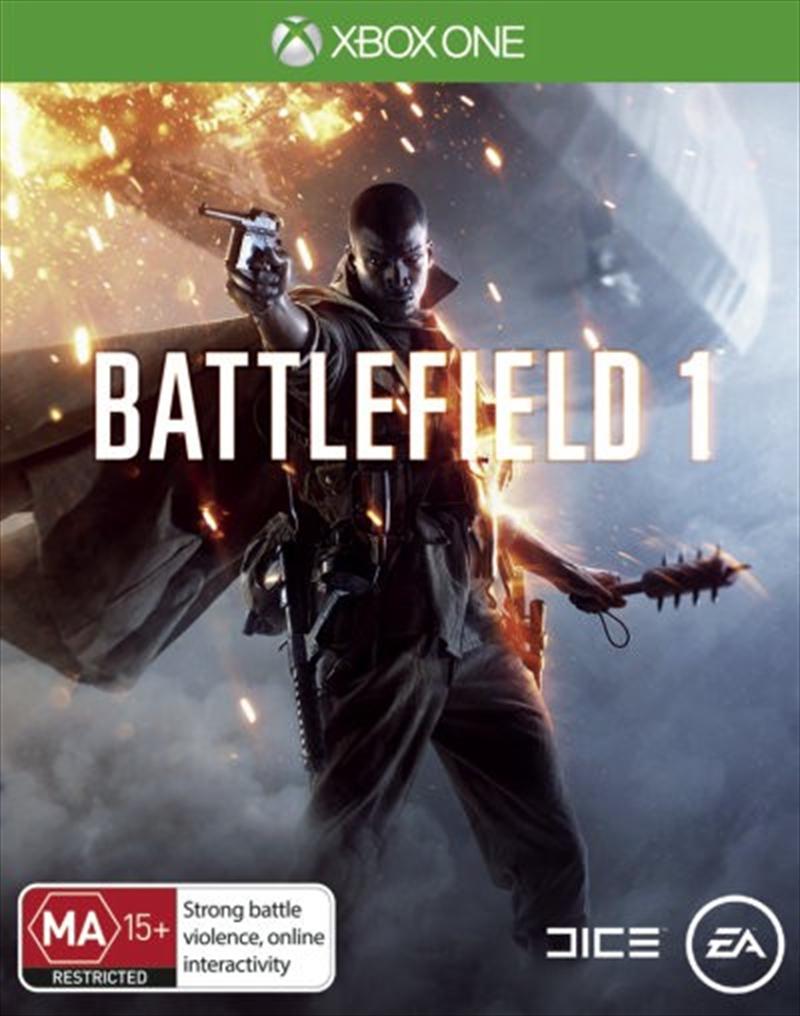 Battlefield 1 With Preorder Bonus | XBox One