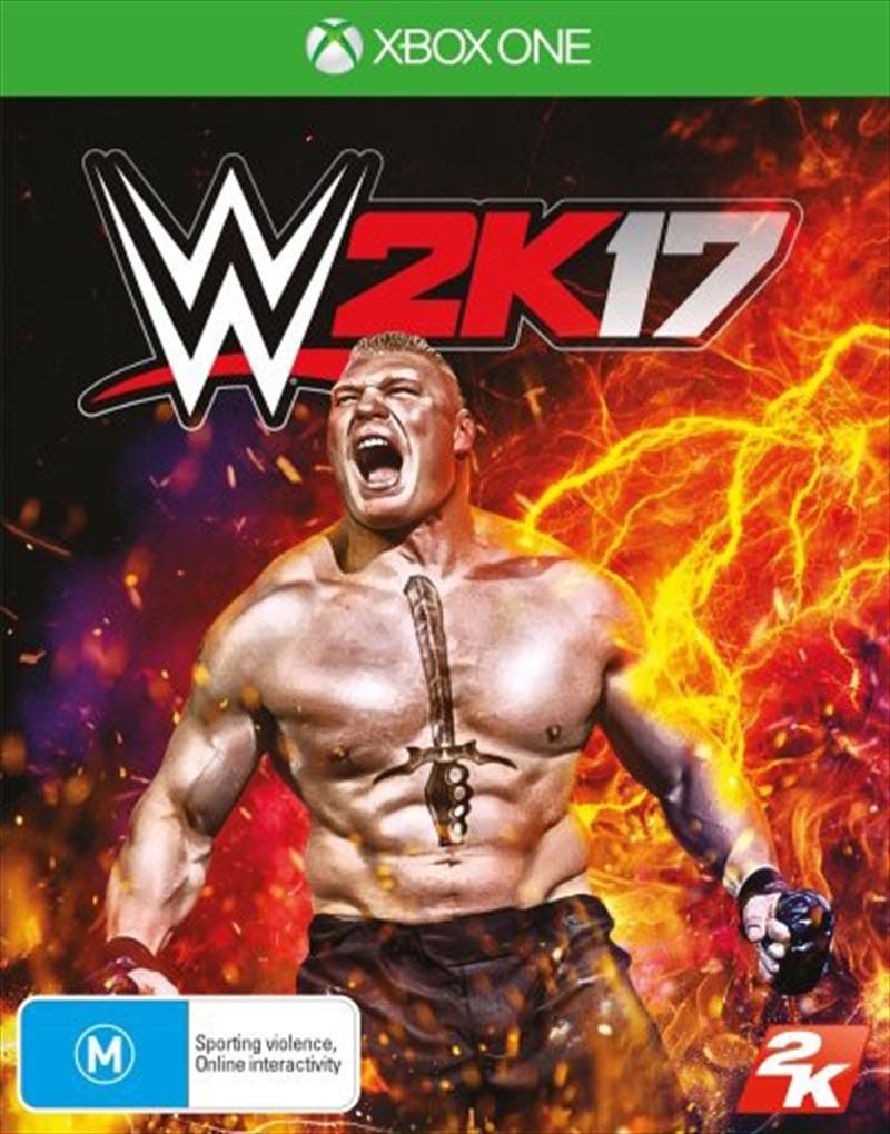 WWE 2K17 with Preorder Bonus | XBox One
