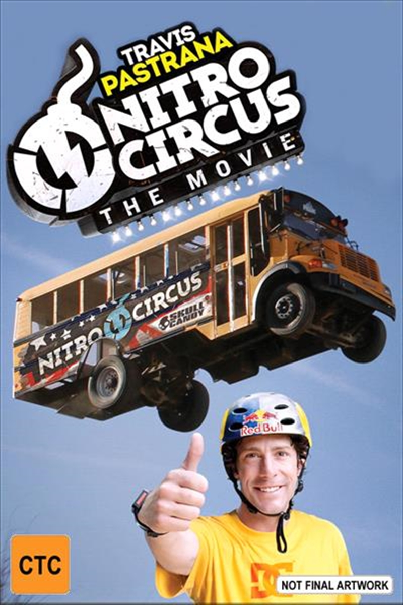 Nitro Circus: The Movie | DVD