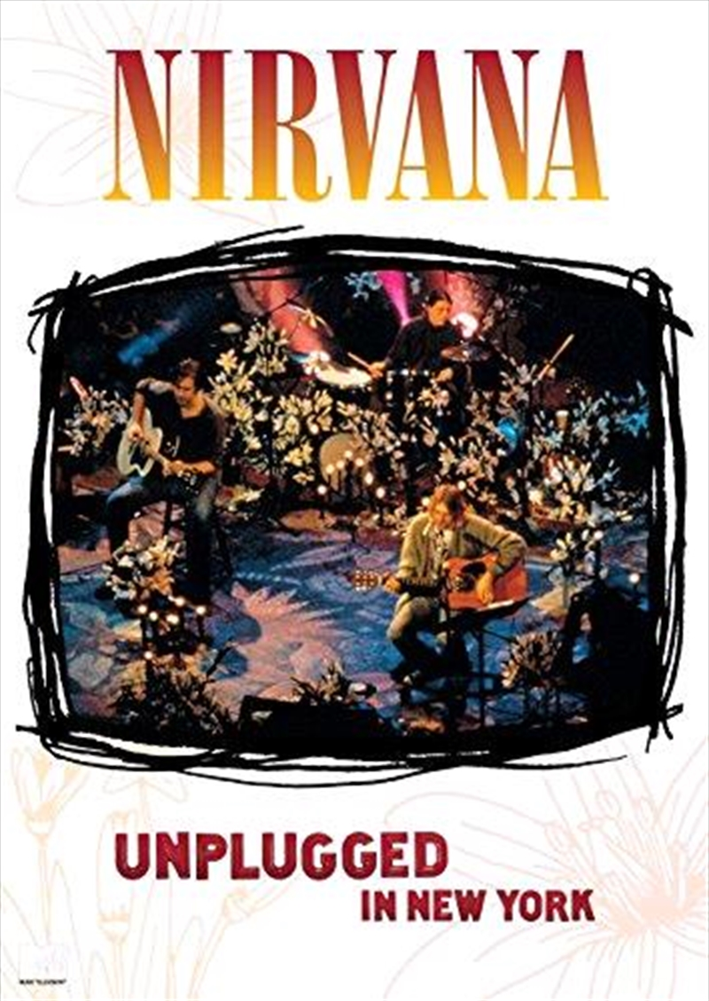 Unplugged In New York 2007 | DVD