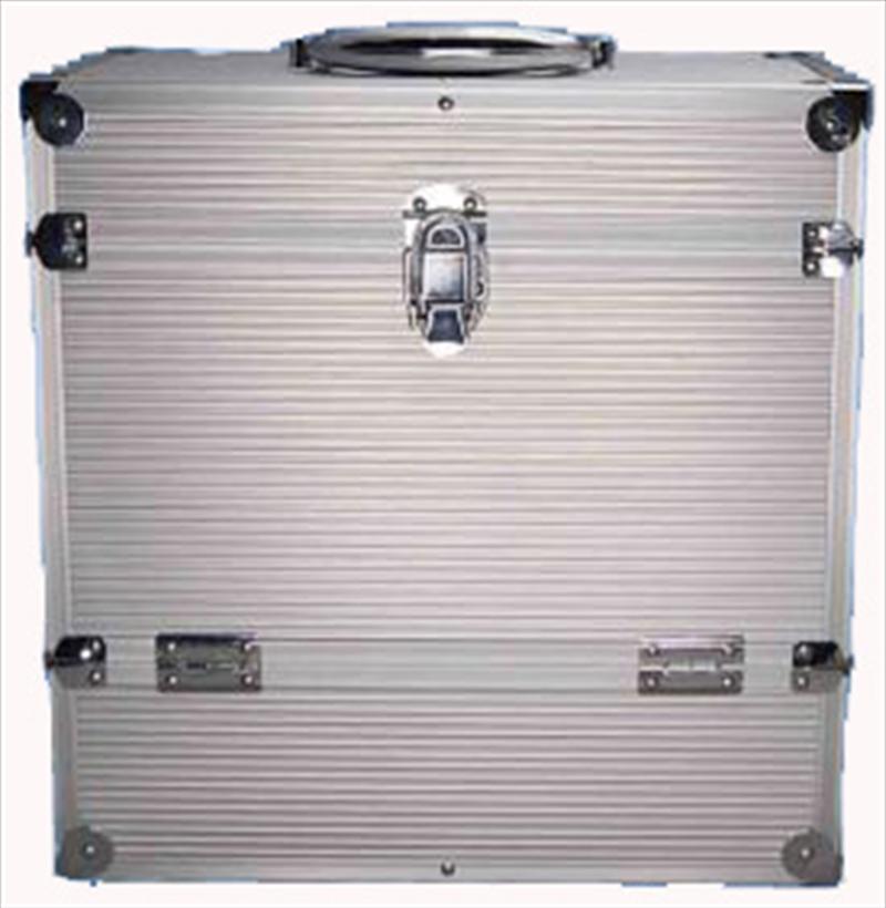 Vinyl Record Case Aluminum Trim   Accessories