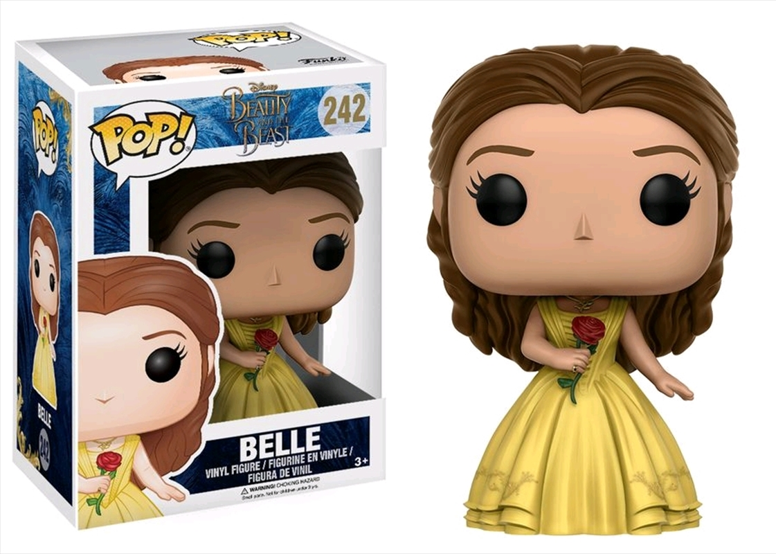 Beauty and the Beast (2017) - Belle Pop! Vinyl | Pop Vinyl