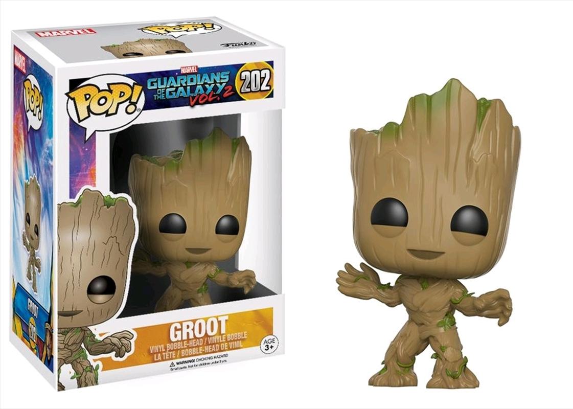 Groot | Pop Vinyl