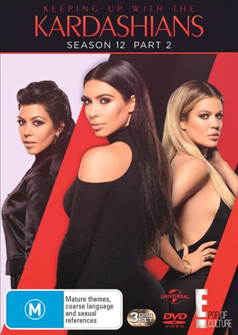 Keeping Up With The Kardashians - Season 12 - Part 2 | DVD