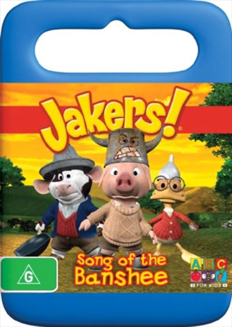 Jakers games for kids