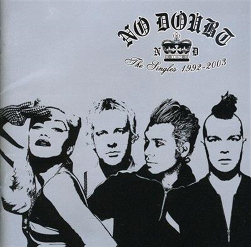 Singles 1992 - 2003, The | CD