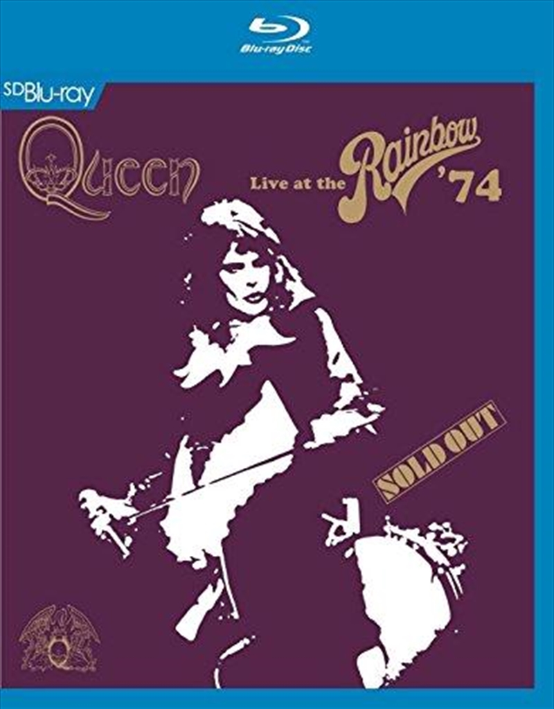 Live At The Rainbow 74 | Blu-ray