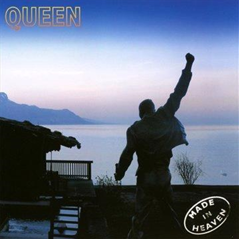 Made In Heaven (2011 Remaster- Deluxe Edition)   CD