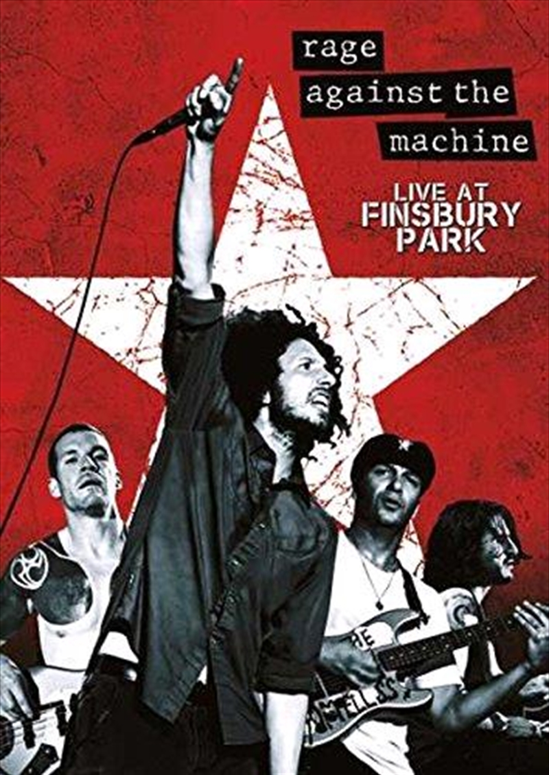 Live At Finsbury Park 2015 | DVD