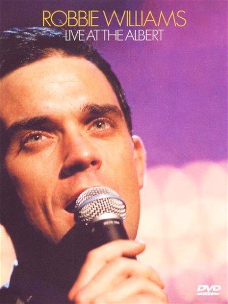 Live At The Albert 2001 | DVD