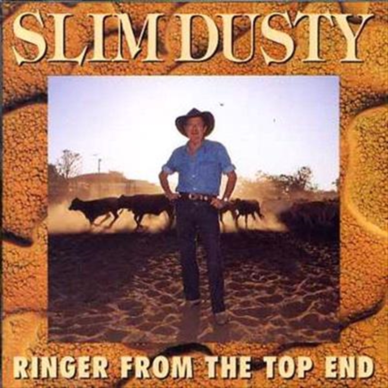 Ringer From The Top End | CD