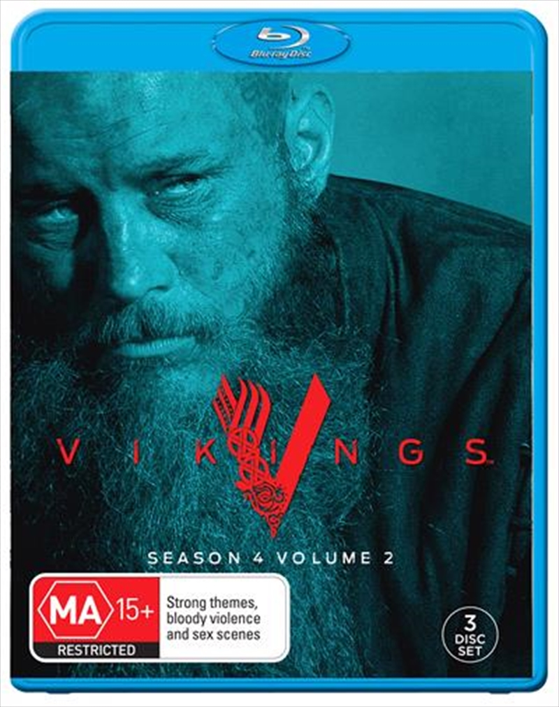 Vikings - Season 4 - Part 2 | Blu-ray