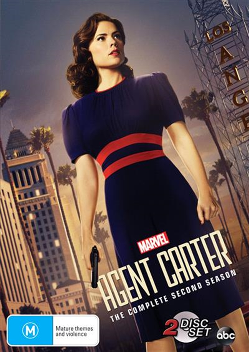 Agent Carter - Season 2 | DVD
