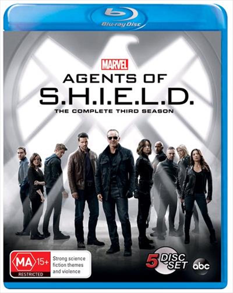 Agents Of SHIELD - Season 3 | Blu-ray