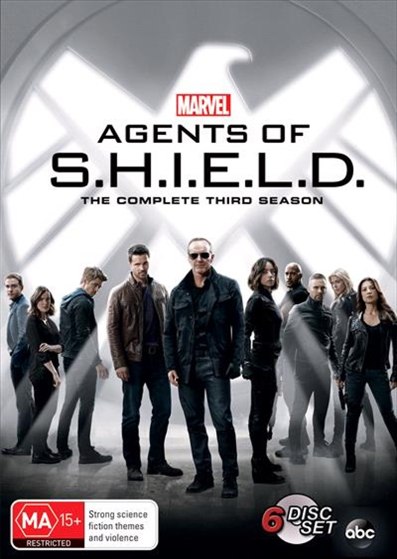 Agents Of SHIELD - Season 3 | DVD
