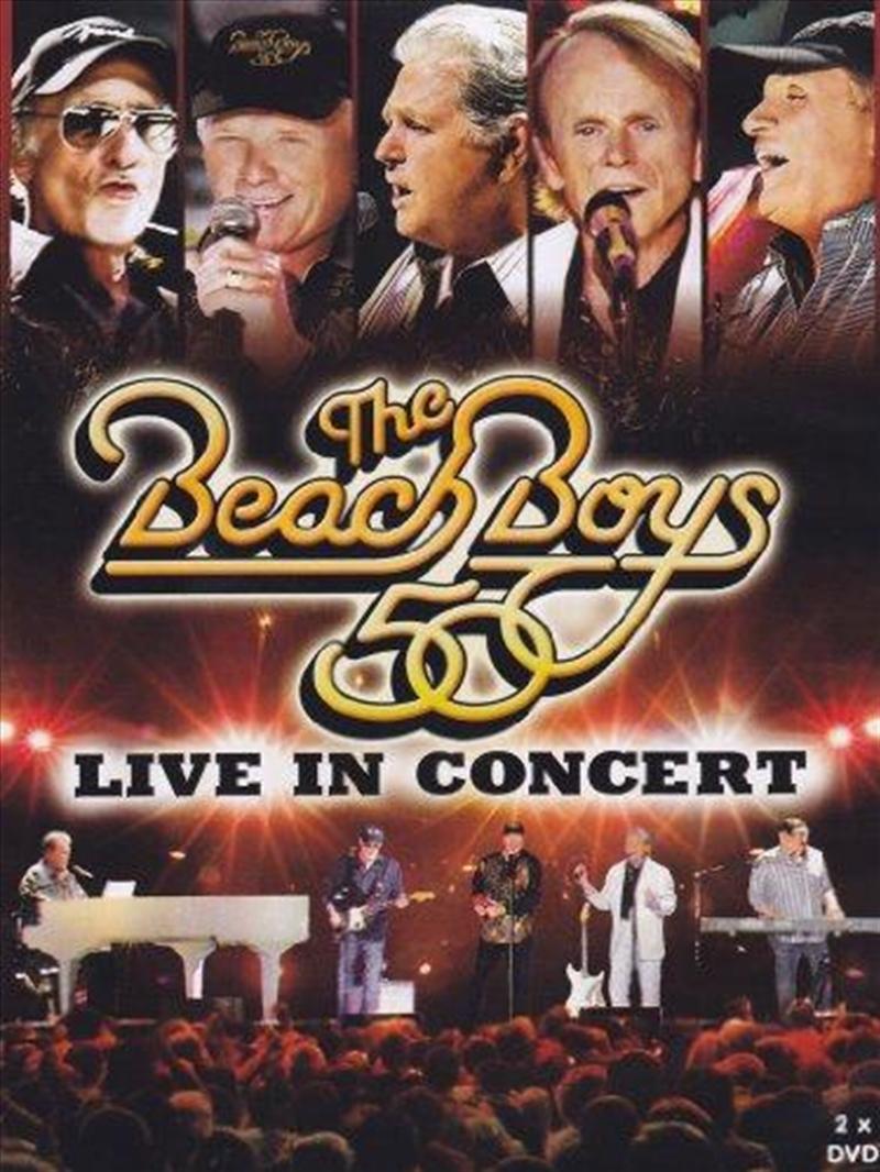Beach Boys 50 - Live In Concert 2012 | DVD